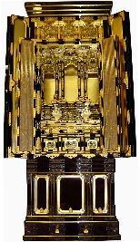 大谷派仏壇(お東用仏壇) ~金仏壇の種類・金仏壇の豆知識~
